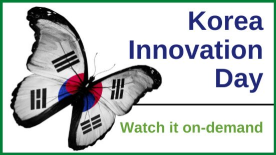 Korea Innovation Day in in-cosmetics Asia