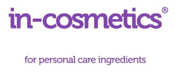 in-cosmetics Group logo in header